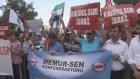 İsrail'in Gazze'ye Saldırılarının Protesto Edilmesi