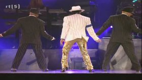 Michael Jackson - Munich Smooth Criminal Best Quality