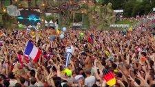 Hardwell Live @ Tomorrowland 2013