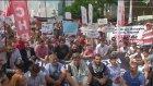İsrail'in Gazze Saldırılarının Protesto Edilmesi - CHP İstanbul İl Gençlik Örgütü - İSTANBUL