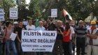 İsrail'in Gazze'ye Saldırılarının Protesto Edilmesi - Kayseri