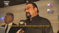 Pink Martini ve Steven Seagal İstanbul'da | Röportaj