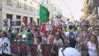 İsrail'in Gazze'ye Saldırıları - 20 Bine Yakın Kişi İsrail'i Protesto Etti - Viyana