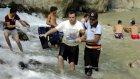 Saklıkent'te Turistler Selde Mahsur Kaldı 2 Ölü 8 Yaralı!