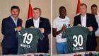 Torku Konyaspor'da Marica Ve Djalma İmzaladı