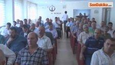AK Parti Genel Başkan Yardımcısı Erdem, Sinop'ta