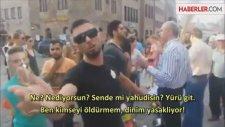 Bir Müslüman Onlarca İsrailliyi Tek Başına Susturdu