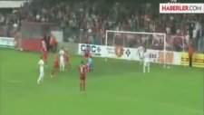 Galatasaray, Sk Vorwarts Steyr'ı 3-1 Yendi