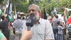 İsrail'in Gazze'ye Saldırıları - Protesto - Berlin
