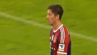 Lewandowski Bayern'de Siftahı Yaptı! İşte O Gol