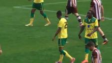 Norwich City Hazırlık Maçında Coştukça Coştu! 13 Gol...