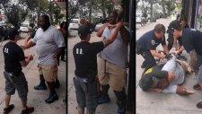 Polis Ekibinden Kameraların Önünde Cinayet!