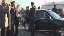 Cumhurbaşkanı Gül, Malatya'ya Geldi