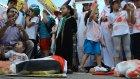 İsrail'in Gazze Saldırılarının Protesto Edilmesi - Berlin