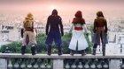 Assassin's Creed karakterleri parkur yaparsa
