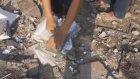 Bombardımanın Ardınan Evler Harabeye Döndü - Gazze
