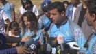 Cumhurbaşkanı Adayı Selahattin Demirtaş, Pedal Çevirdi - Diyarbakır