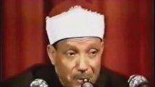 Hafız Abdulbasit Abdüssamed Duha ve İnşirah Sureleri