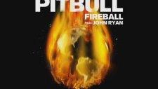 Pitbull Feat. John Ryan - Fireball (Audio)