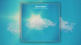 Above & Beyond Feat. Alex Vargas - Blue Sky Action (Cover Art)
