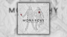 Monarchy - Living Without You (Dead Robot Version) Cover Art
