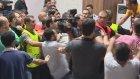 Chikhura Sachkhere - Bursaspor Karşılaşmasının Ardından Basın Odasında Olaylar Çıktı - Tiflis