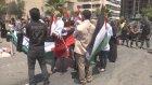 Lübnan'da Gazze'ye Destek Protestosu - Beyrut