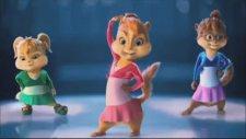 Alvin Ve Sincaplar - Alt Dudak Versiyon