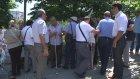 Engelliler, İsrail'in Gazze'ye Saldırılarını Protesto Etti - Ankara