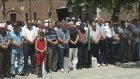İsrail'in Gazze'ye saldırıları - Gıyabi cenaze namazı - ANKARA