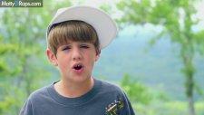 8 Year Old Raps Lady Antebellum - Just A Kiss (Mattybraps W/ American Idol Contestants)