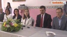 Bakan İslam, Huzurevi Yaşlı Bakım ve Rehabilitasyon Merkezi'ni ziyaret etti -