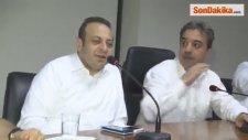Eski AB Bakanı ve AK Parti İstanbul Milletvekili Bağış -
