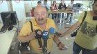 Gümrük kapılarında oy verme işlemi başladı - Esenboğa havaaalanı - ANKARA