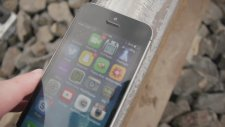 iPhone 5S ve Tren