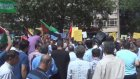 İsrail'in Gazze saldırıları protesto edildi - GAZİANTEP