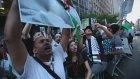İsrail'in Gazze'ye saldırıları ABD'de protesto edildi - NEW YORK