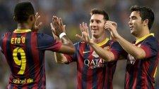 Porto 4-4 Barcelona Maç Özeti (25.07.2014)