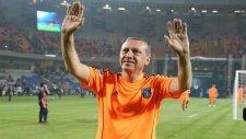 Başbakan Erdoğan maça çıktı