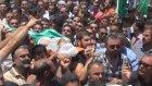 Batı Şeria'da cenaze töreni - RAMALLAH