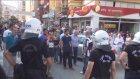 Cumhurbaşkanı adayı Demirtaş için açılan standa tepki - SAMSUN