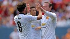 Manchester United 3-2 Roma Maç Özeti (27.07.2014)