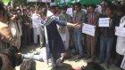 Afganistan'da Taliban saldırıları protesto edildi - KABİL
