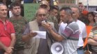 Av köpekleri ile protesto yürüyüşü yaptılar - ORDU