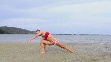 Koh Samui Handstand Beach Yoga