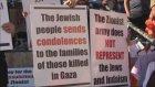Kudüs'te ultra Ortodoks Yahudiler İsrail'i protesto etti