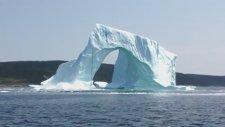 Buz Dağı Böyle Çöktü!