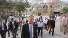 İçişleri Bakan Ala, Oltu'da bayramlaşma törenine katıldı - ERZURUM