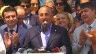 Mevlüt Çavuşoğlu - AK Parti Teşkilatı'nda Bayramlaşma - ANTALYA