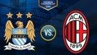 Milan 1-5 Manchester City (Maç Özeti)